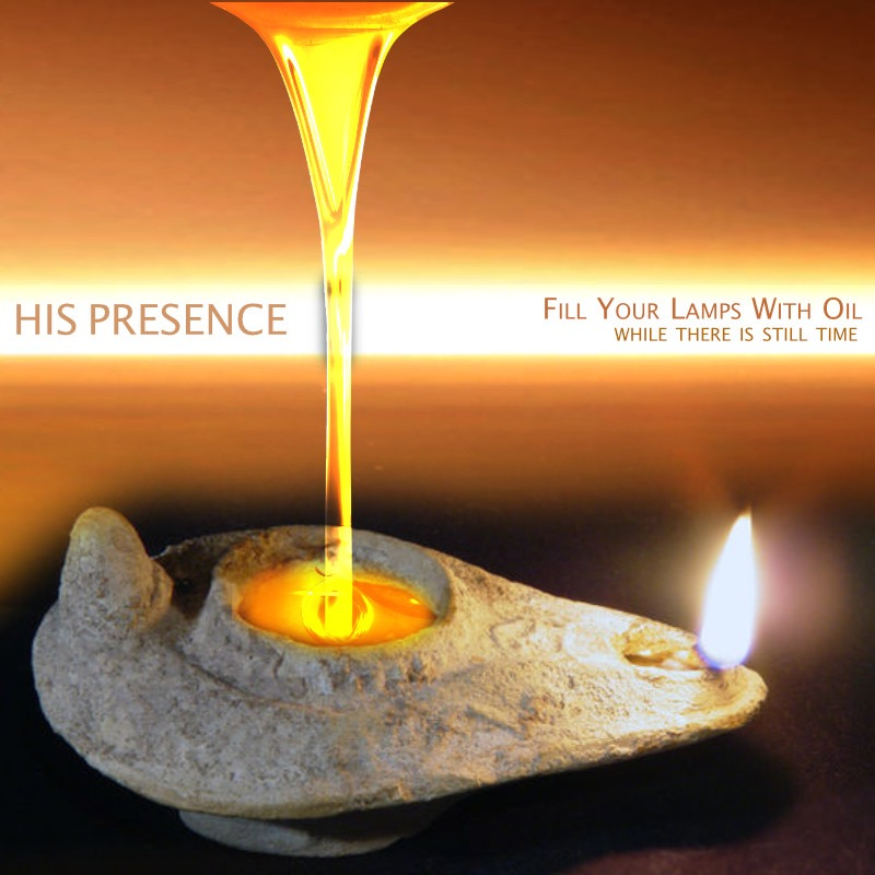 """""""Fill Your Lamps With Oil"""" MP3 Download"""