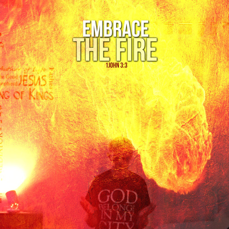 """Embrace The Fire"" MP3 Album Download"