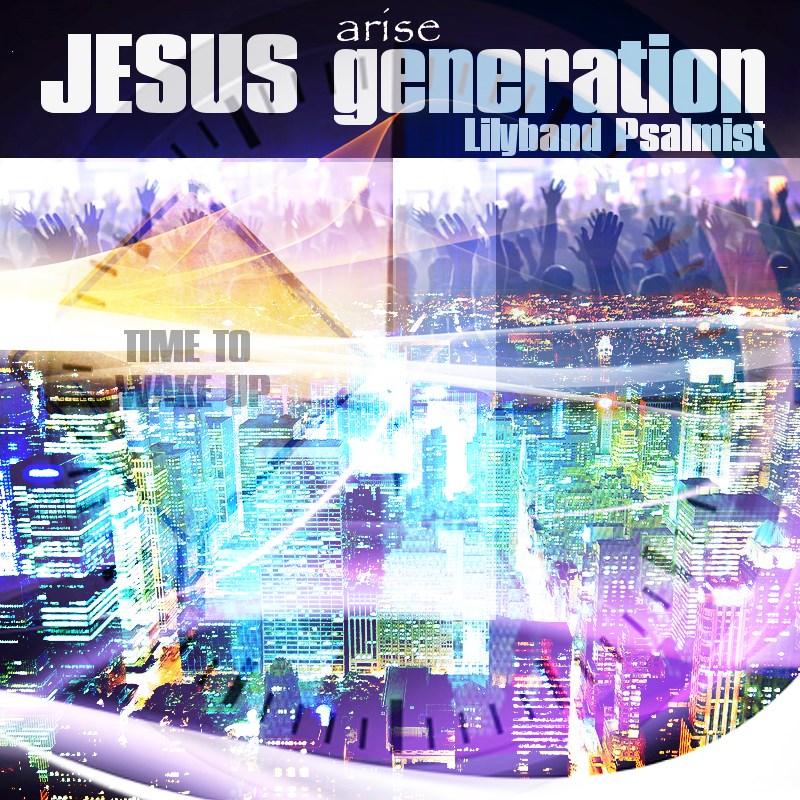 JESUS Generation - MP3 Album