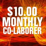 $10.00 Monthly Co-Laborer