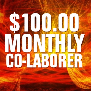 $100.00 Monthly Co-Laborer