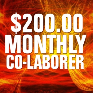 $200.00 Monthly Co-Laborer