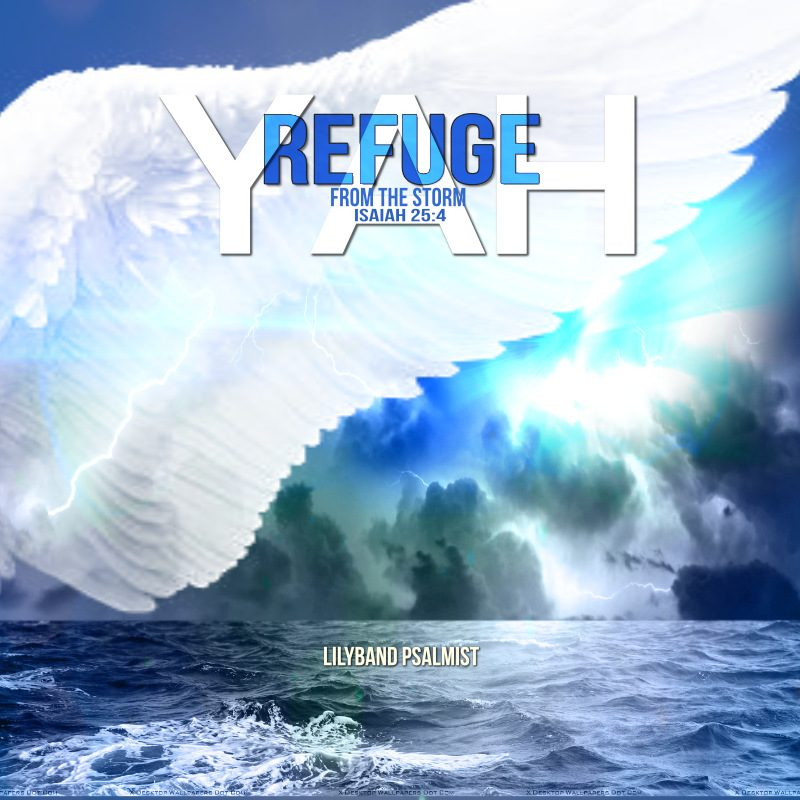 """Refuge From The Storm - YAH"" MP3 Download"