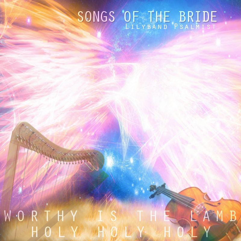 """Songs of The Bride"" MP3 Album Collection of Deep Worship Songs"