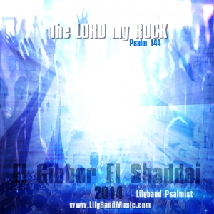The LORD My ROCK (MP3 Album)